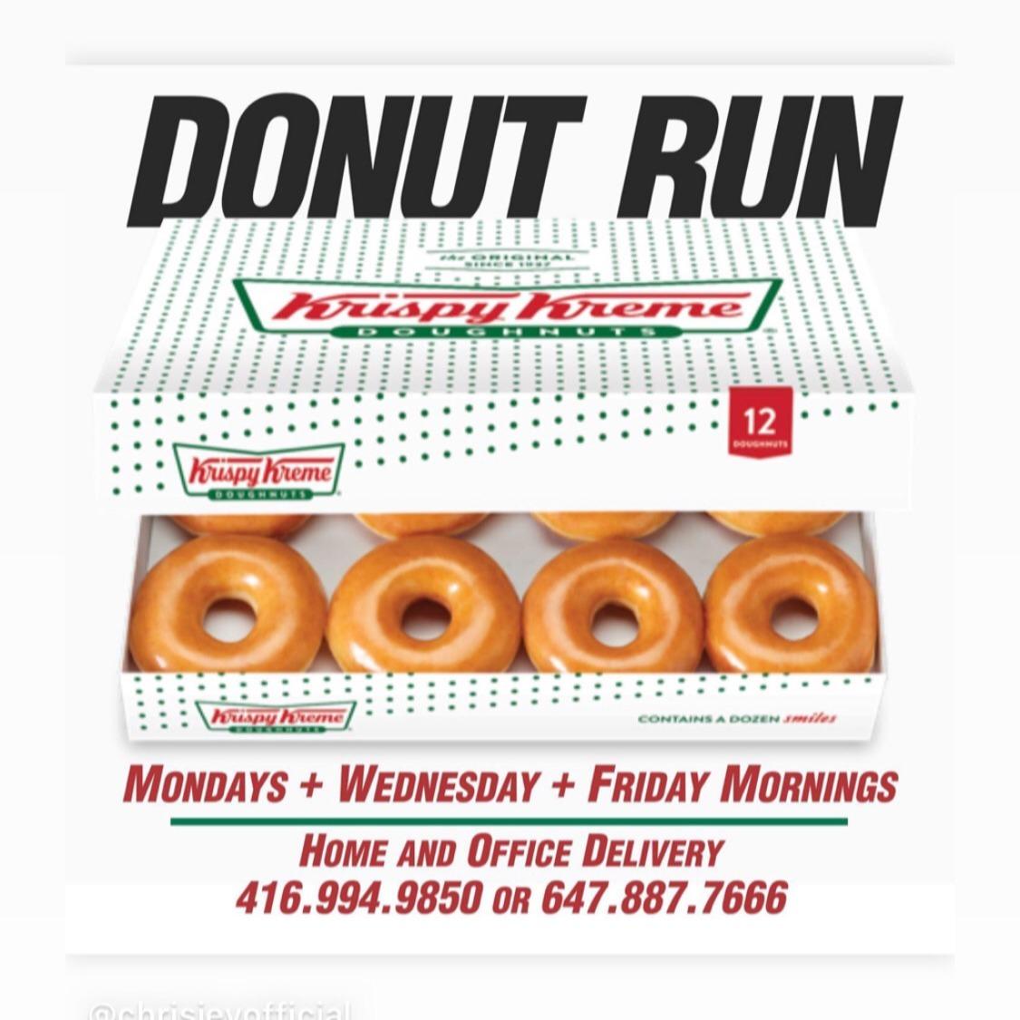 Krispy Kreme - Donut Run