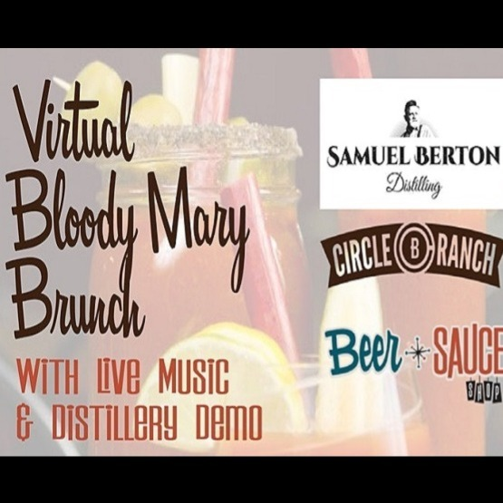 Virtual Bloody Mary Brunch with Live Music