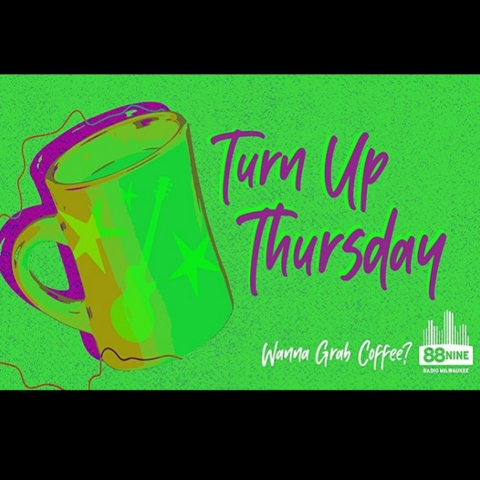 Wanna grab coffee? Turn Up Thursdays