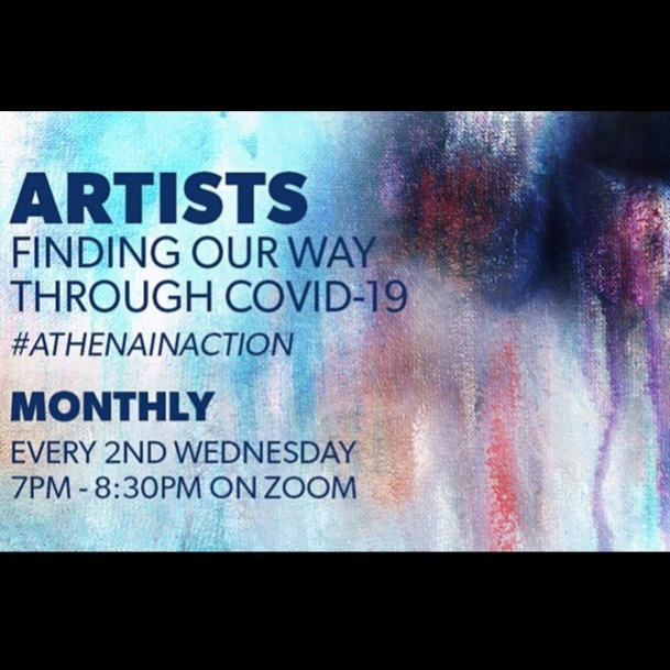 Artists Finding Their Way Through COVID-19 2020