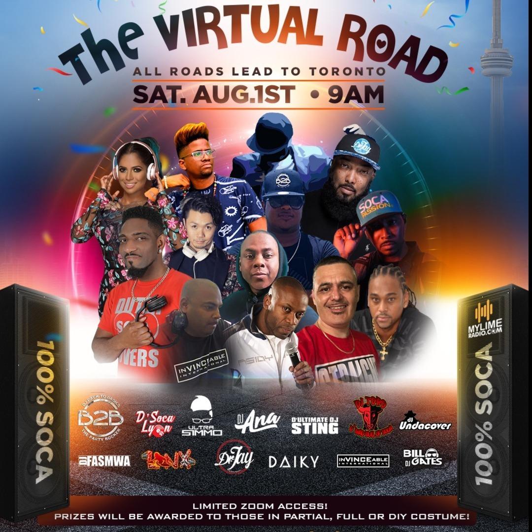 Toronto Carnival - The Virtual Road