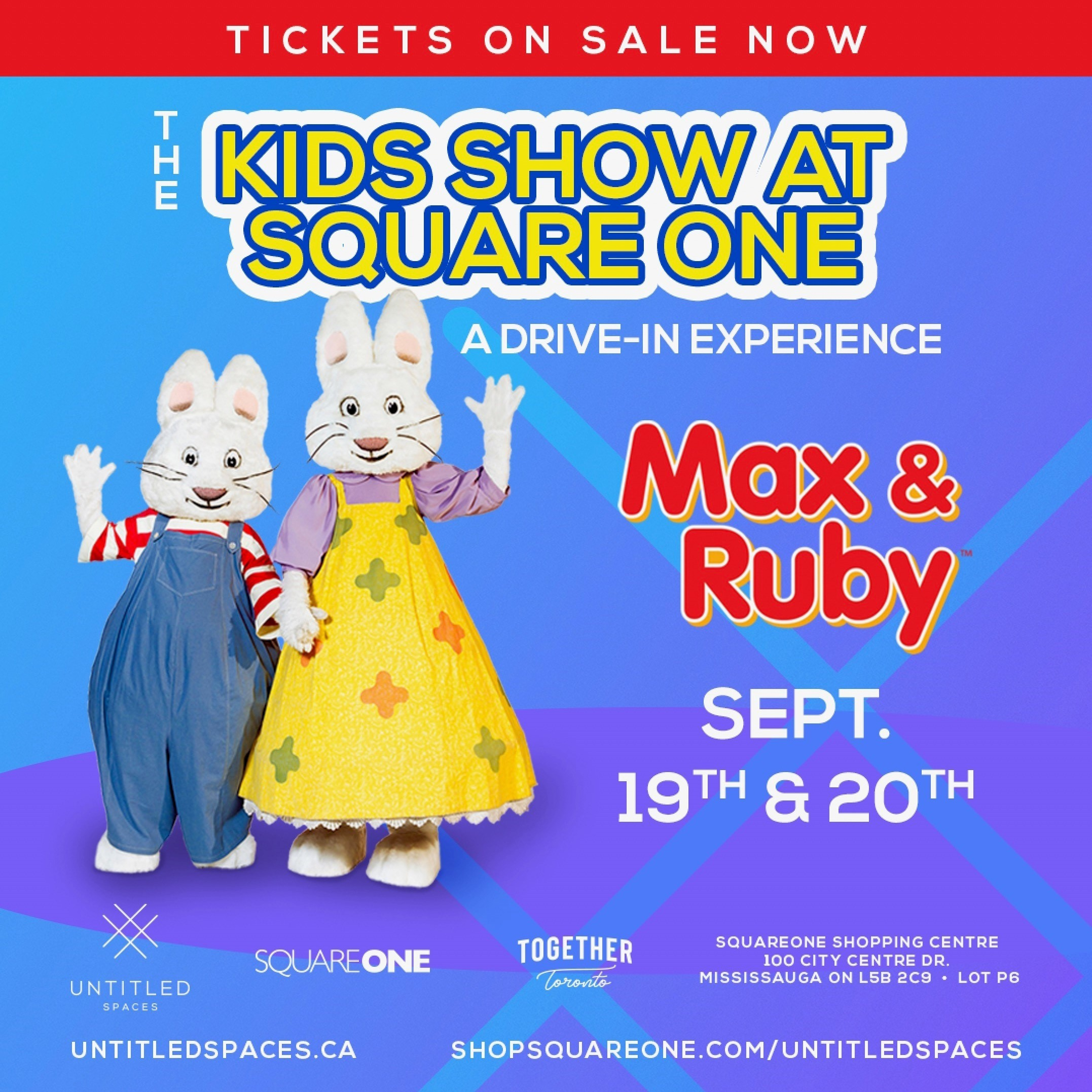 Max and Ruby - September 20 - 10:00 AM