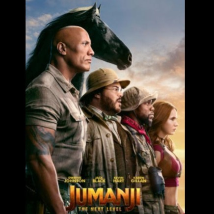 JUMANJI - The Next Level - A DRIVE-IN EXPERIENCE - Sunday, September 20th 8PM