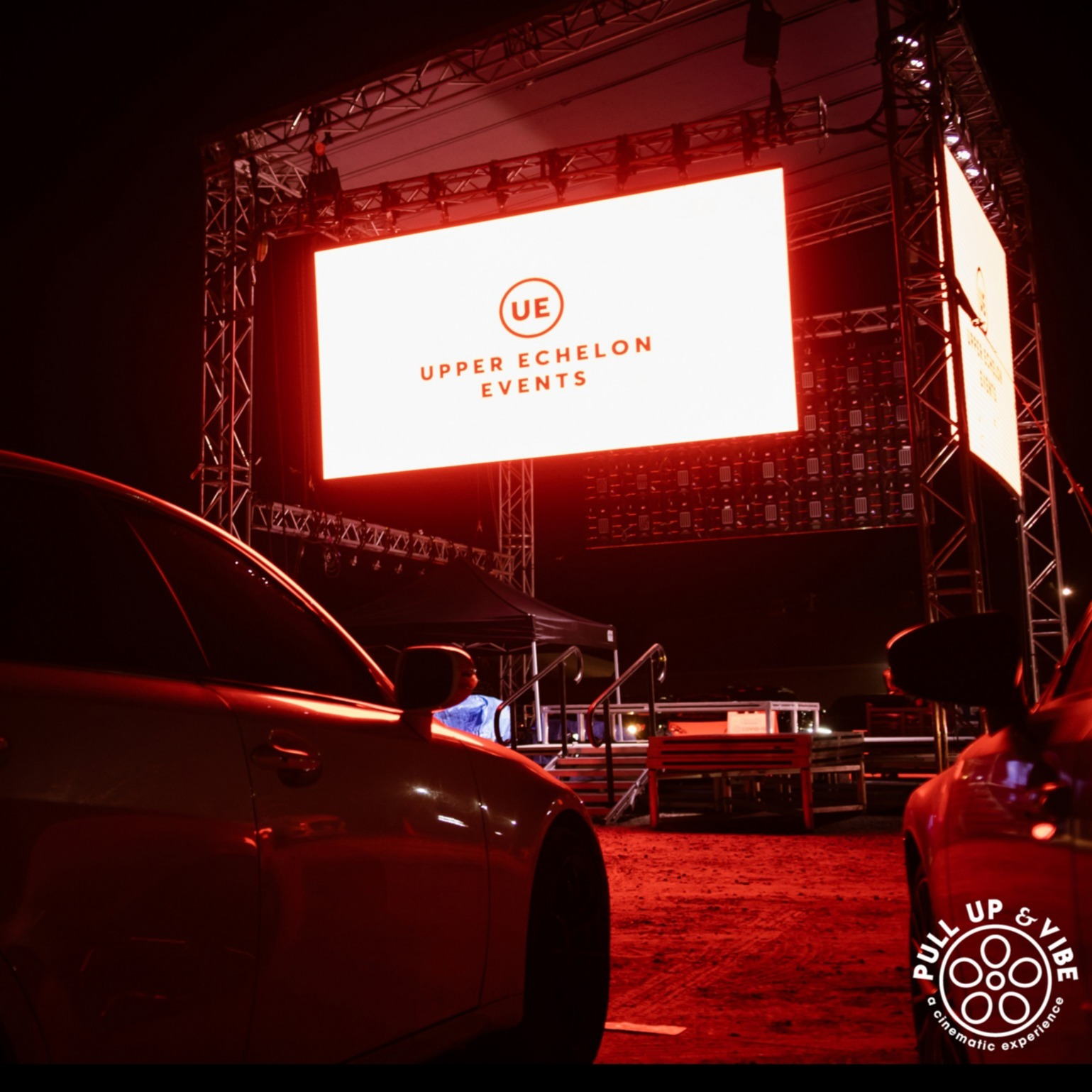 Pull Up & Vibe | Drive-In Experience - Long Weekend Saturday