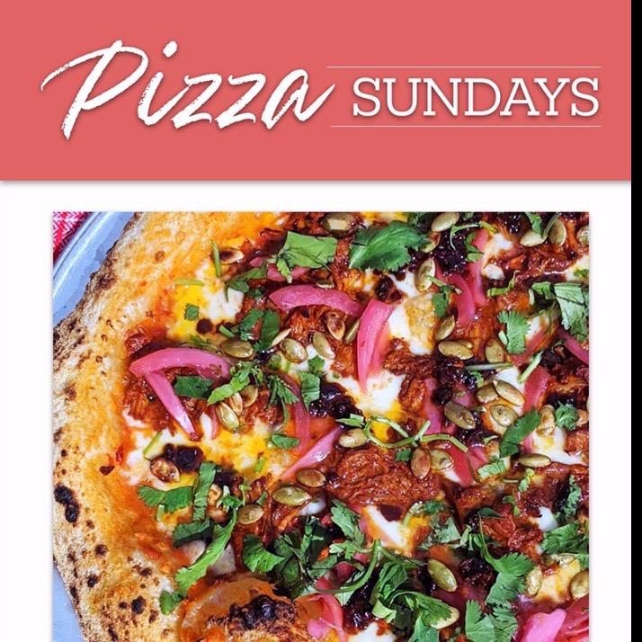 Jaguar Restaurant Launches Pizza Sundays With a Pop-Up From Luna Rossa Cucina Rustica!