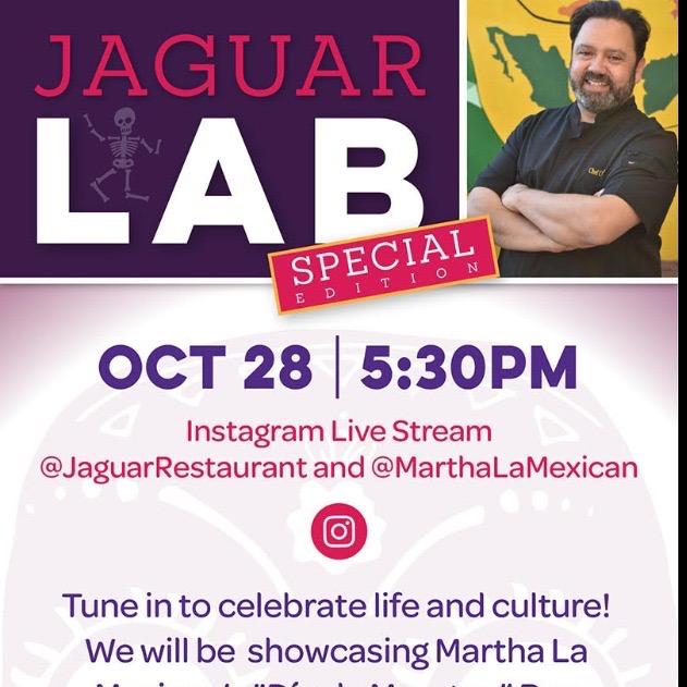 Jaguar Restaurant celebrates