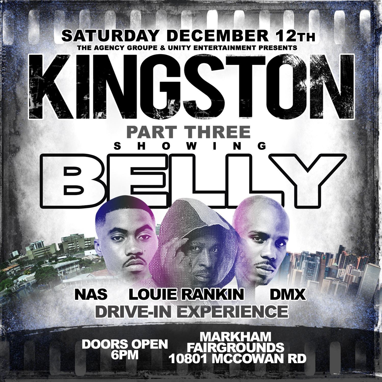KINGSTON PT 3 - BELLY