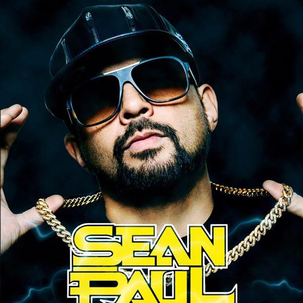 Sean Paul Live