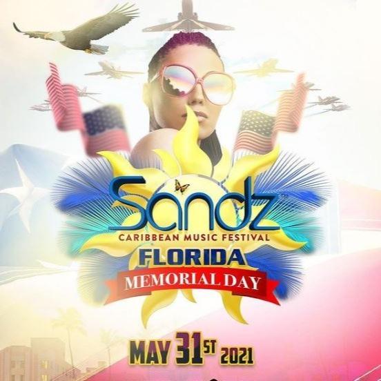 Sandz Florida - Memorial Day