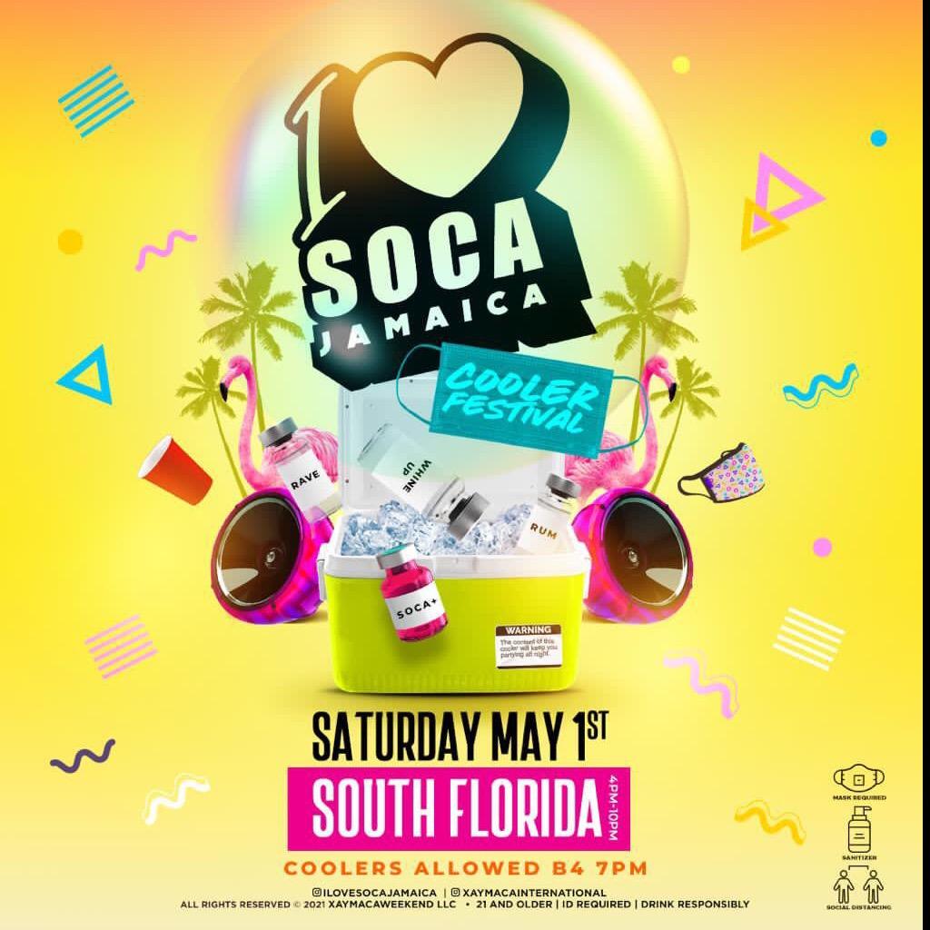 I Love Soca - Xaymaca Weekend