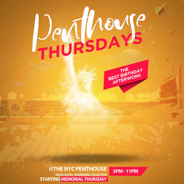 Penthouse Thurdays