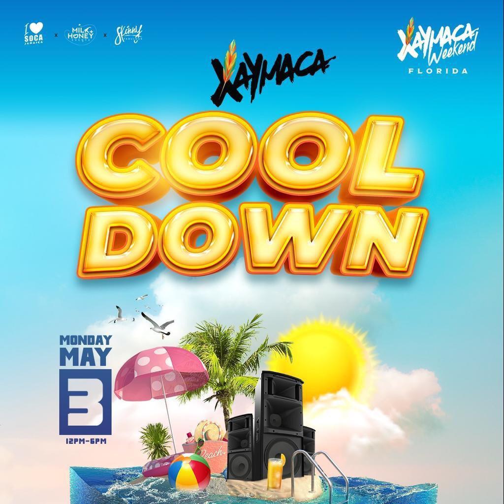 Xaymaca Cool Down - Xaymaca Weekend