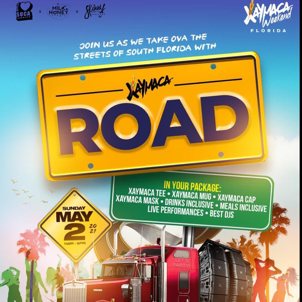 Xaymaca Road - Xaymaca Weekend