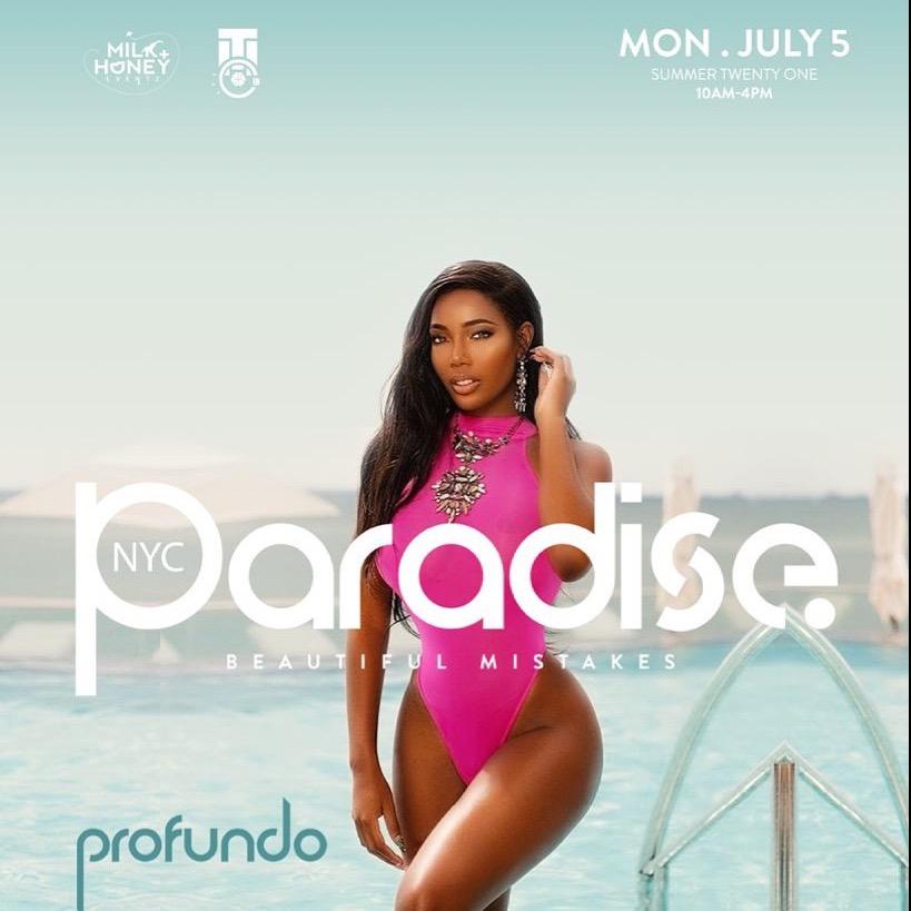PARADISE NYC - Beautiful Mistakes