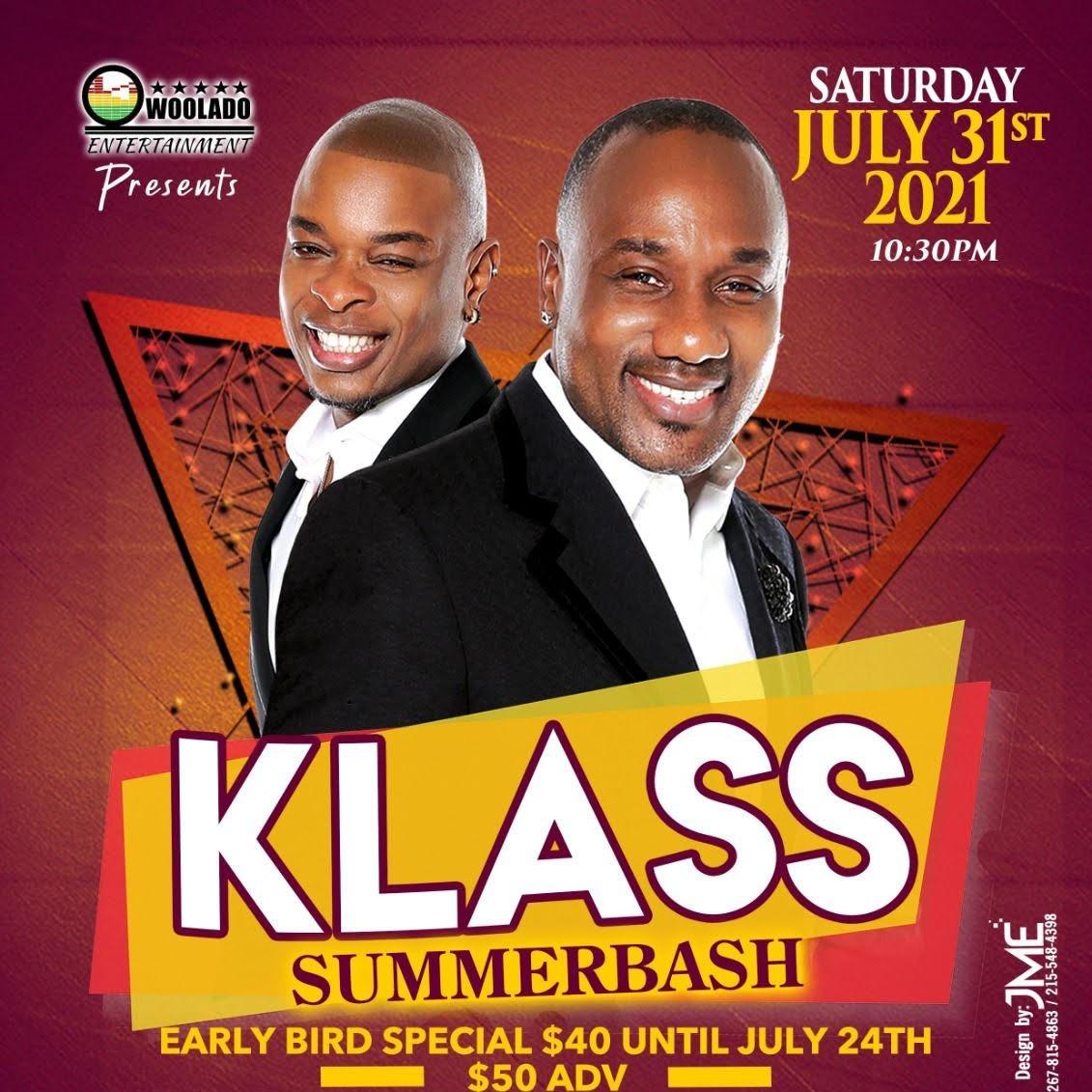 KLASS SUMMERBASH