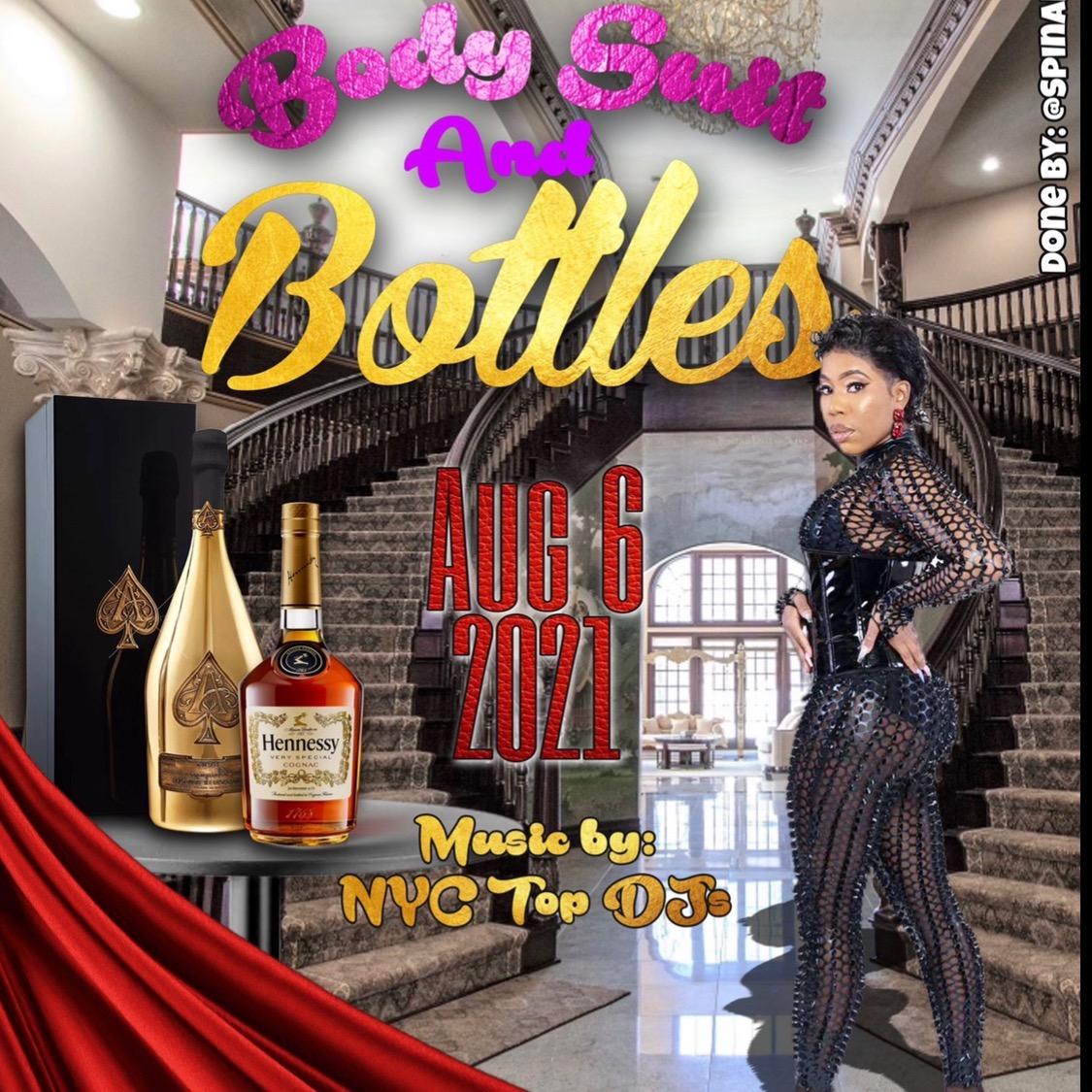 BodySuit and Bottles