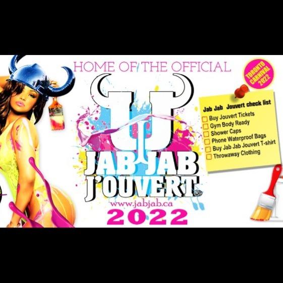 JAB JAB J'OUVERT 2022 - Toronto Caribbean Carnival / Caribana
