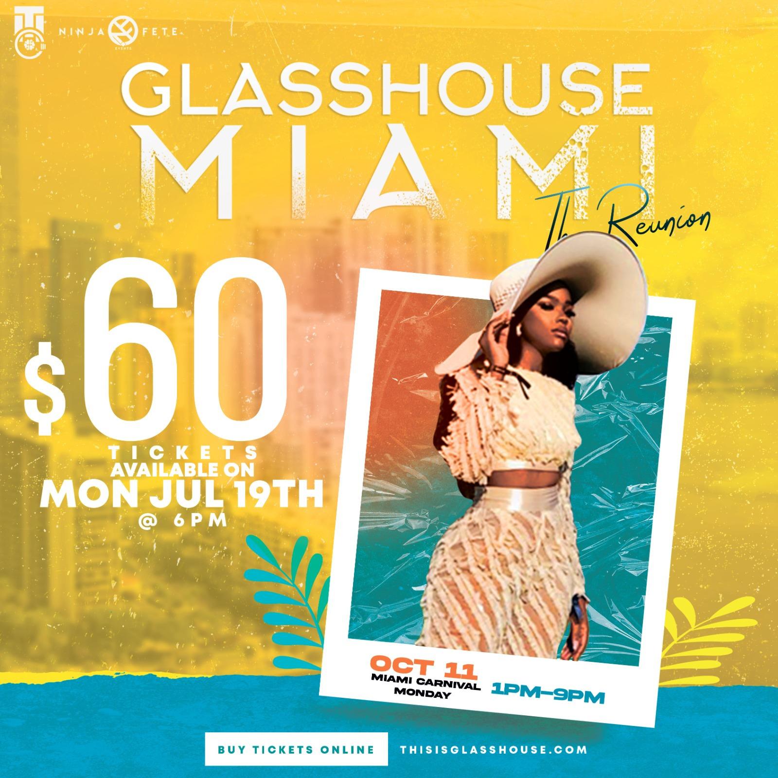 Glasshouse MIAMI21