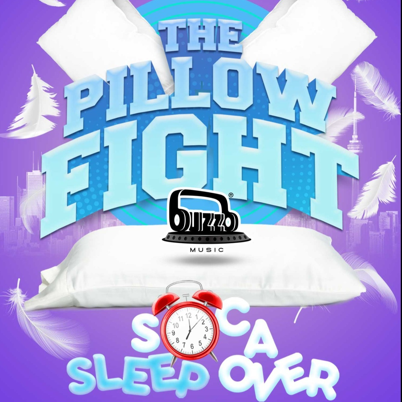 SOCA SLEEP OVER 2021 - The Breakfast Inclusive Pajama Fete!