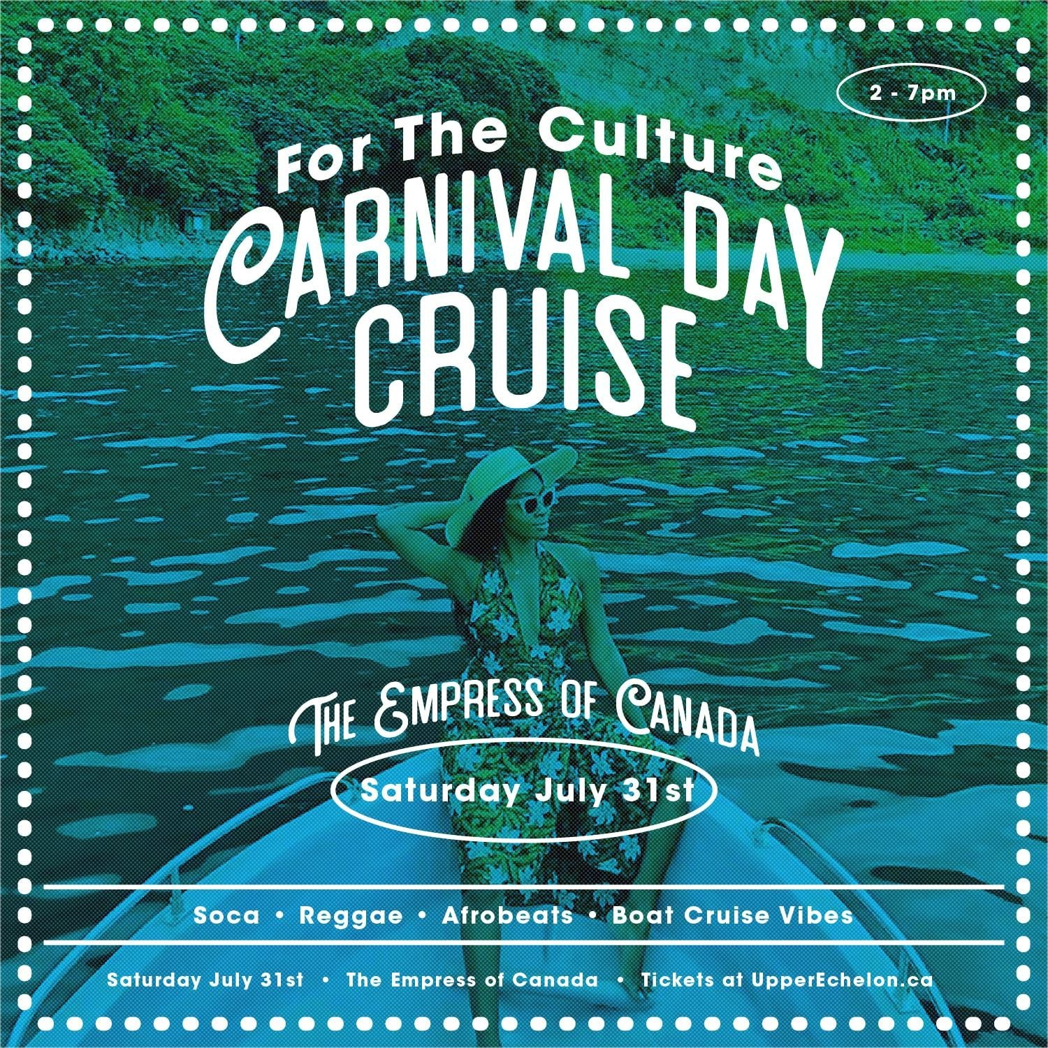 For The Culture | Carnival DAY Cruise