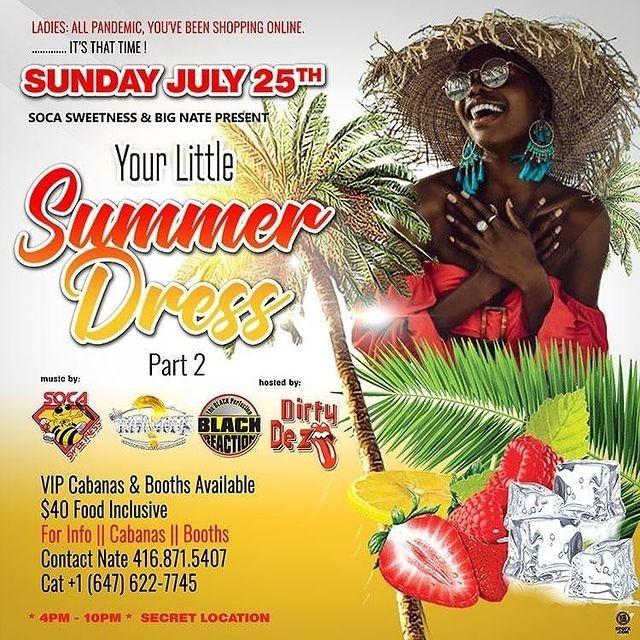 Little Summer Dress Pt 2
