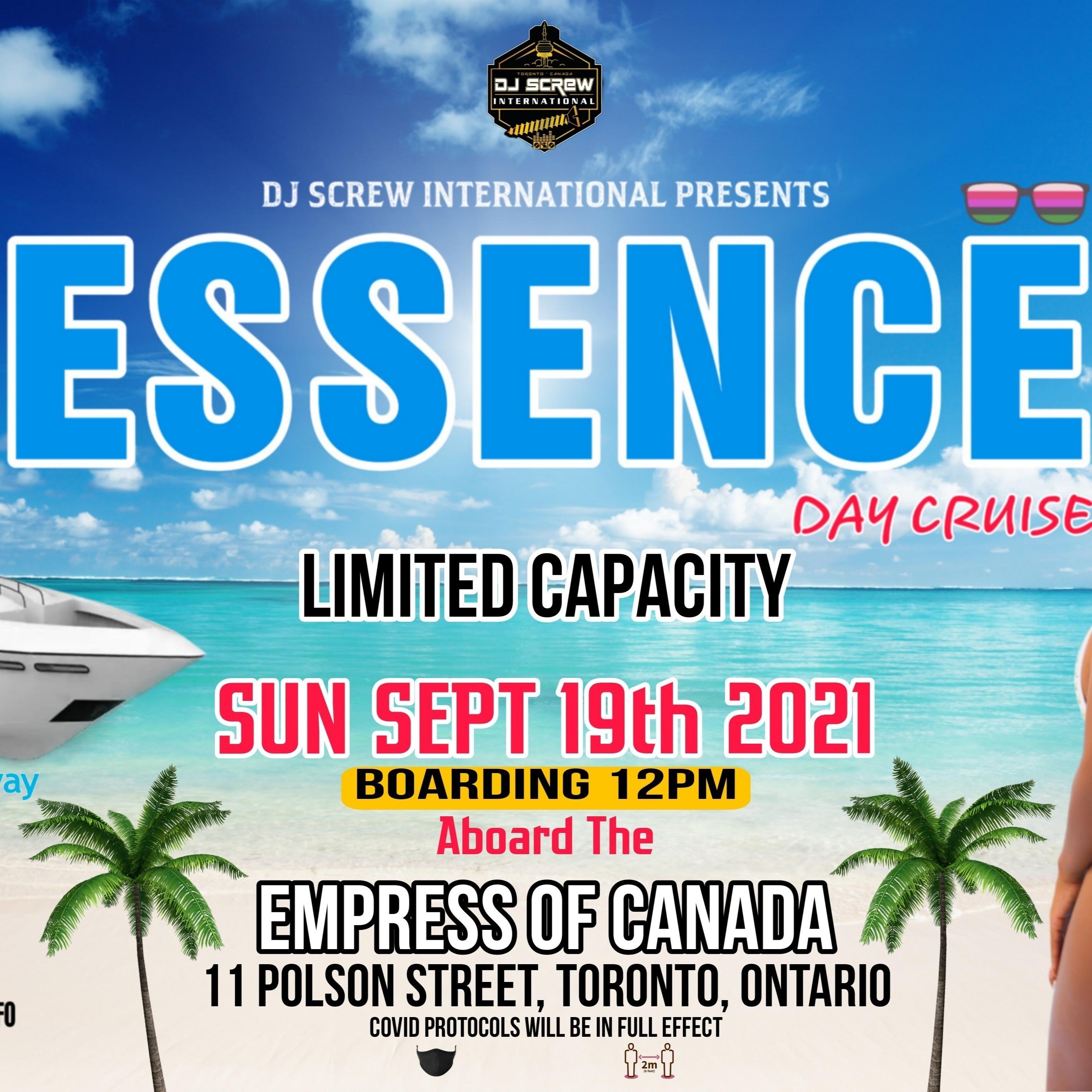 Essence - Day Cruise