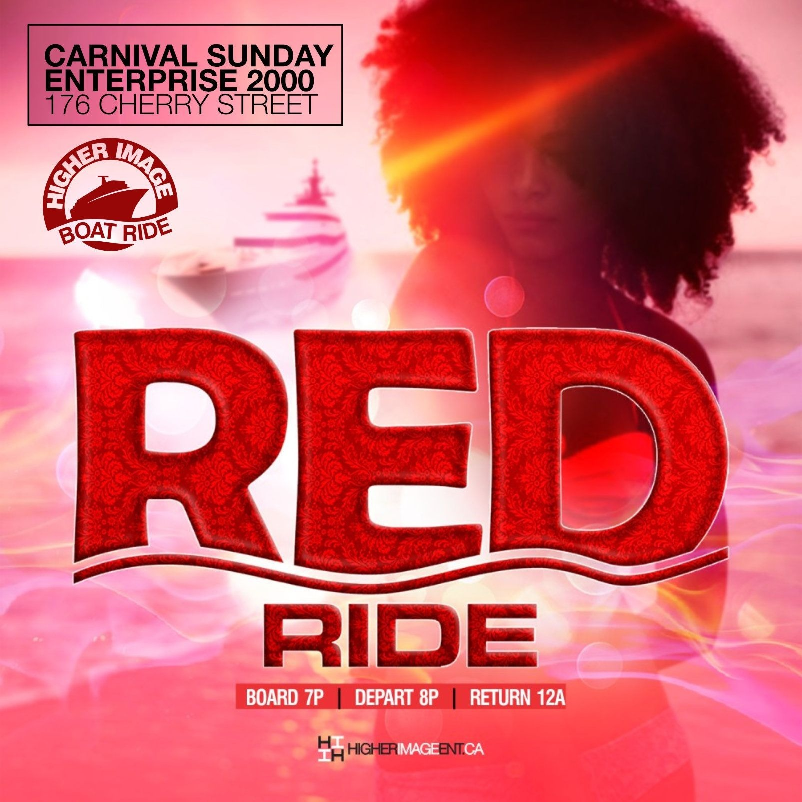 RED RIDE