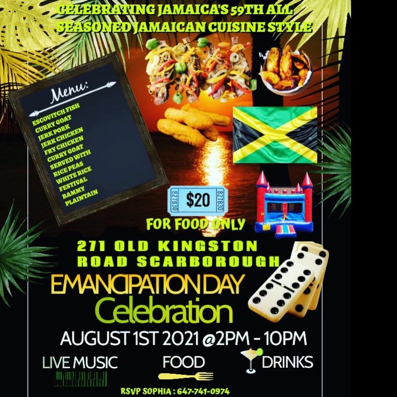 Celebrating Jamaica 59th All Seasoned Jamaican Cuisine Style
