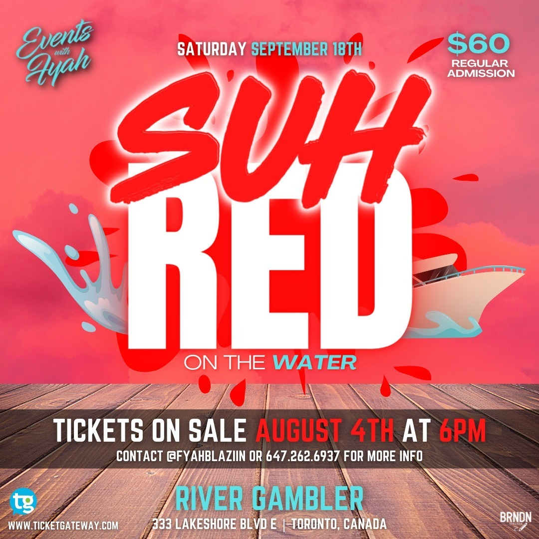 Suh Red on the Water