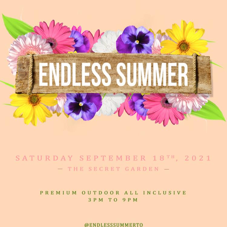 Endless Summer - The Secret Garden