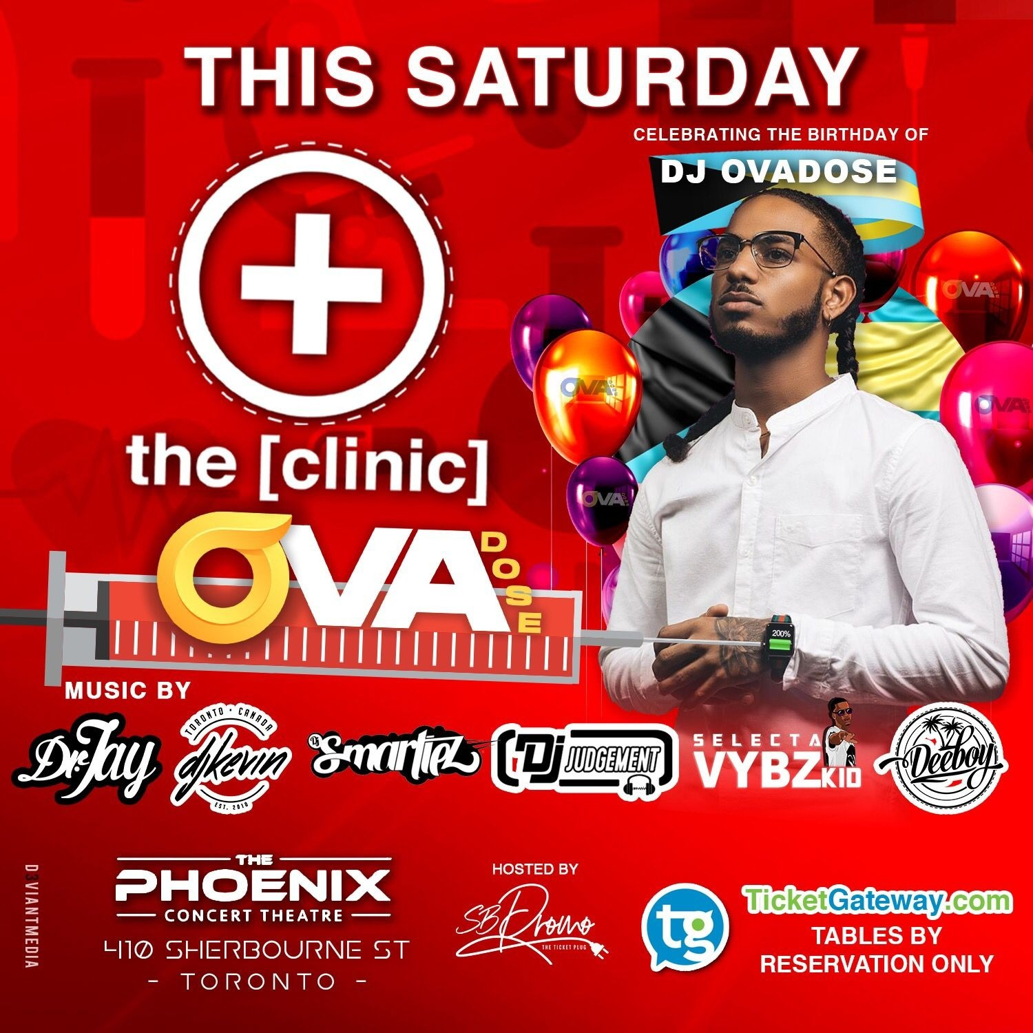 The Clinic at the Phoenix