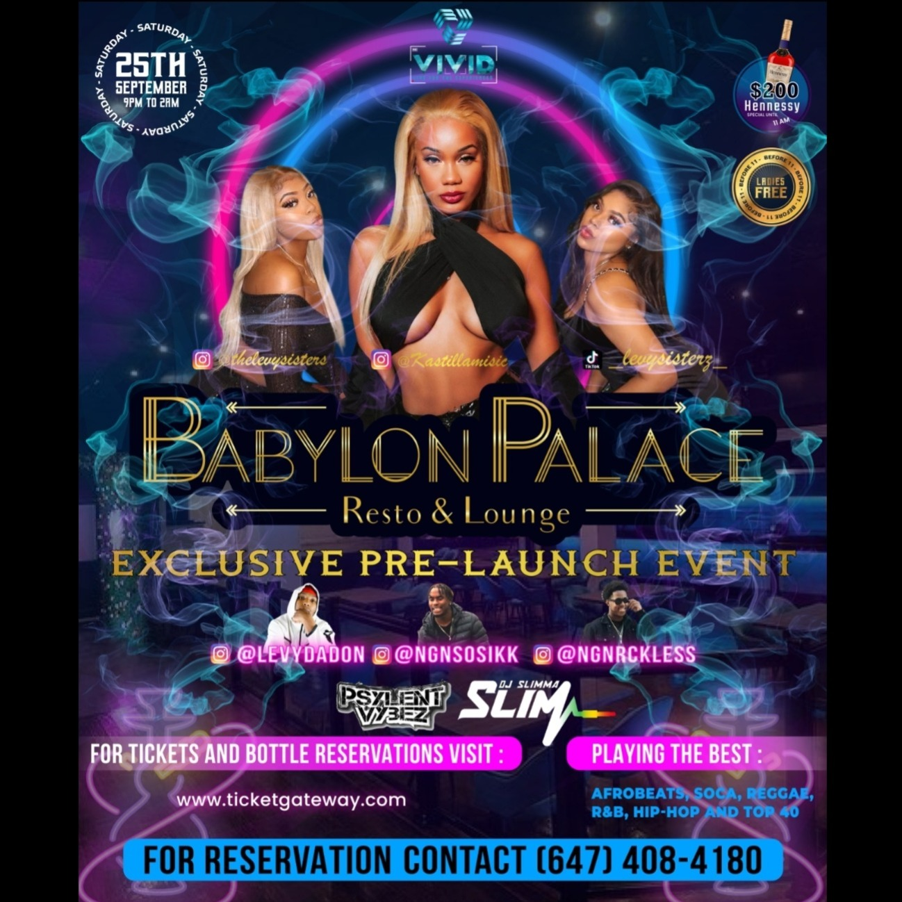 Coming Live from Babylon