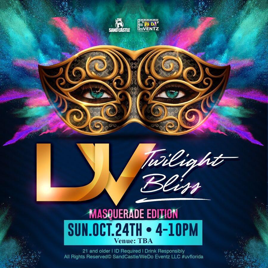 "UV Twilight Bliss ""Masquerade Edition"""