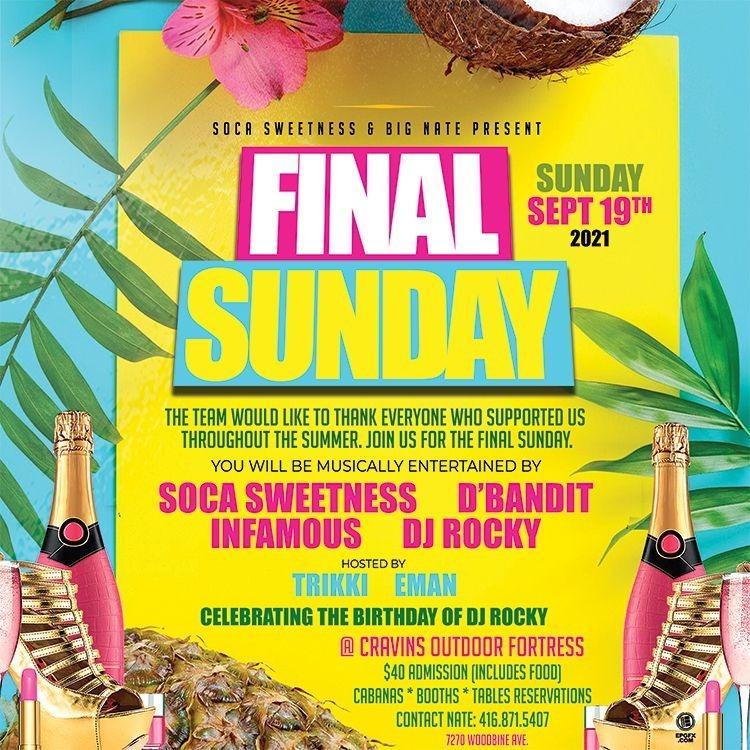 Final Sunday