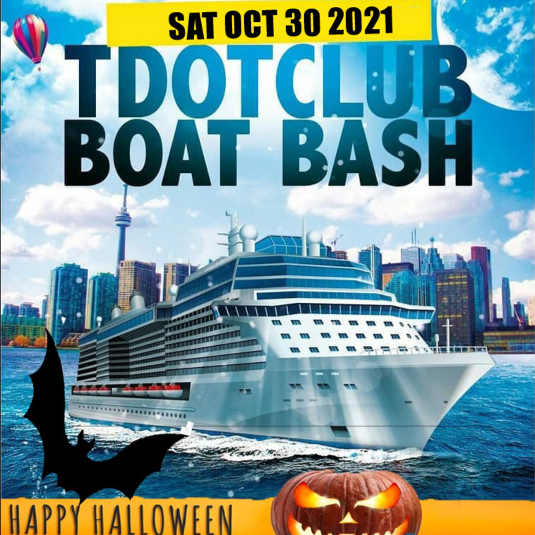 Tdotclub Halloween Day Time Booze Cruise
