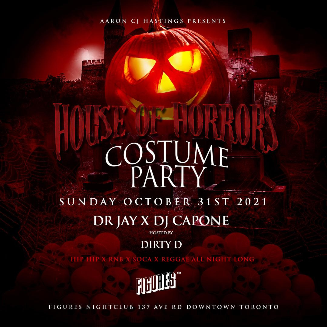 HOUSE OF HORRORS FT DR JAY