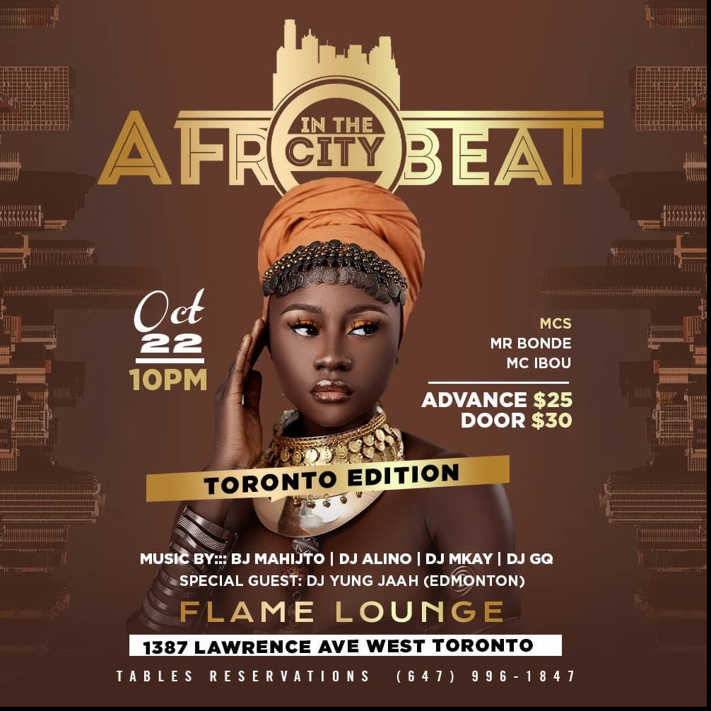 AfroBeat In The City