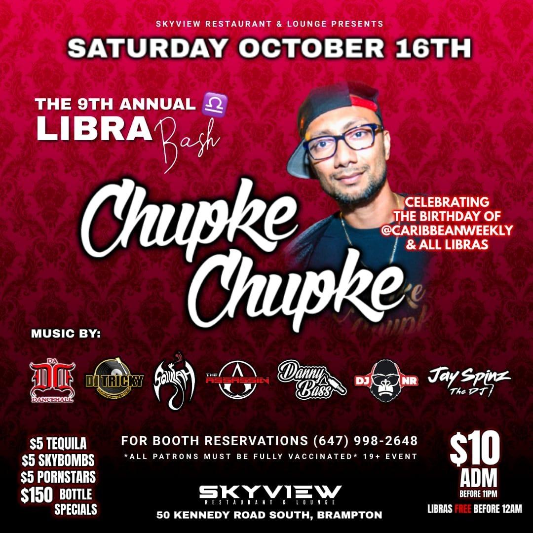 Chupke Chupke - 9th Annual Libra Bash
