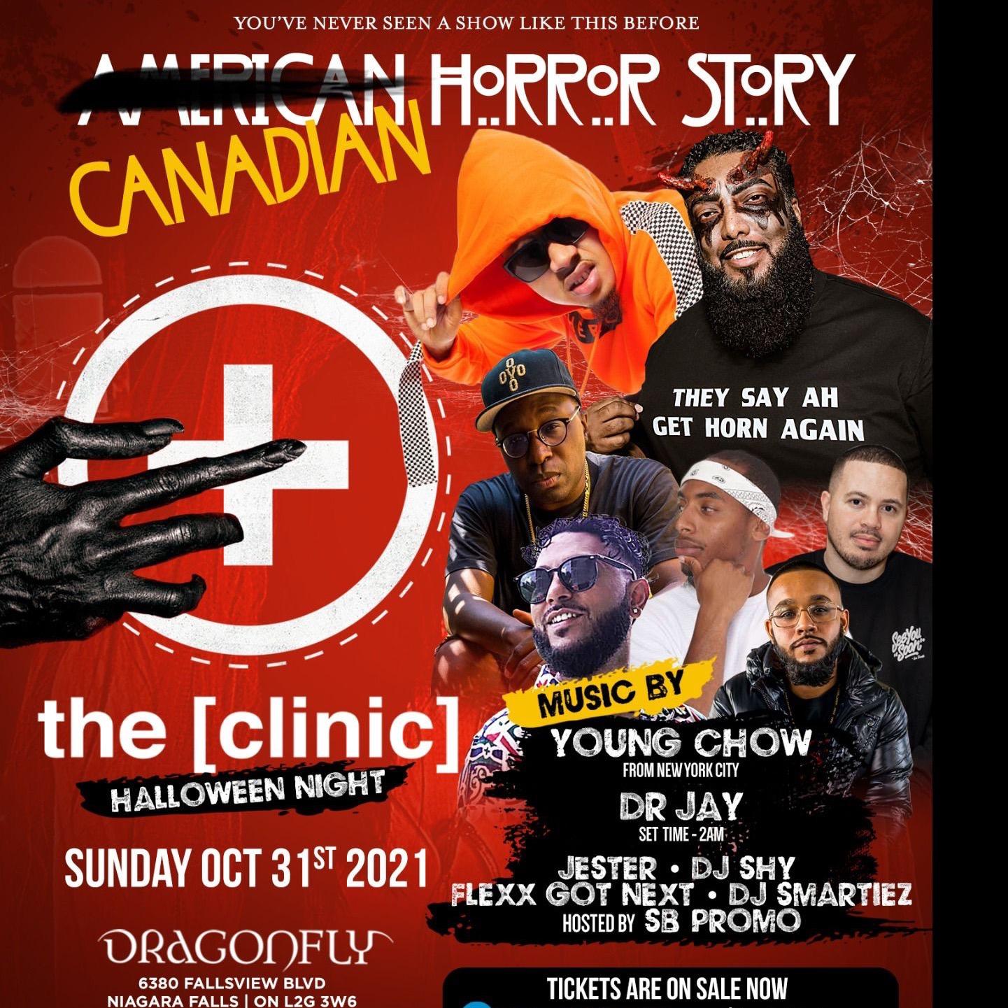 The Clinic - Halloween
