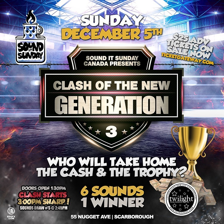 CLASH OF THE NEW GENERATION III