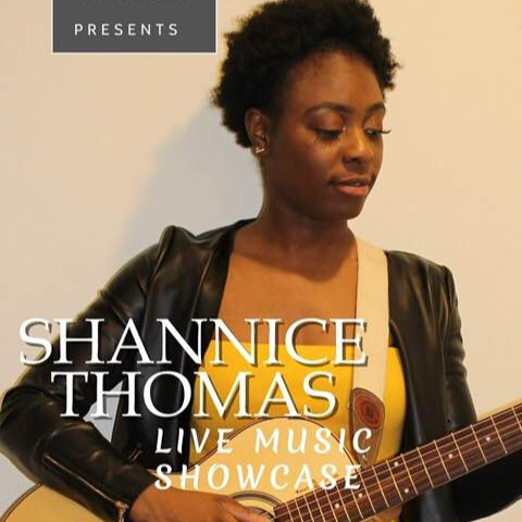 Shannice Thomas Live Music Show case