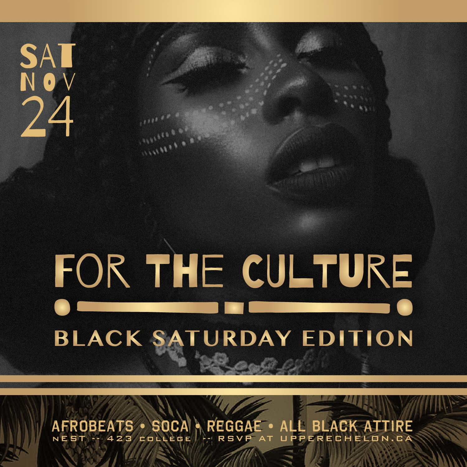 For The Culture | All Black Edition ft D'Bandit