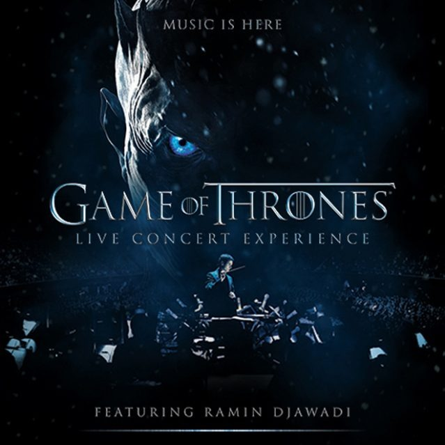 Tickets |Game of Thrones Live Concert Experience 12th Oct , 2018 | Montreal