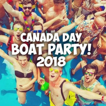 Toronto Canada Day Boat Party 2018 | Sunday July 1st (Official Page)