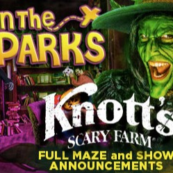 Knotts Scary Farm Halloween 2018