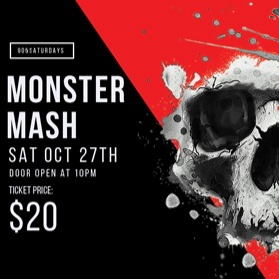 Monster Mash \ Halloween Party
