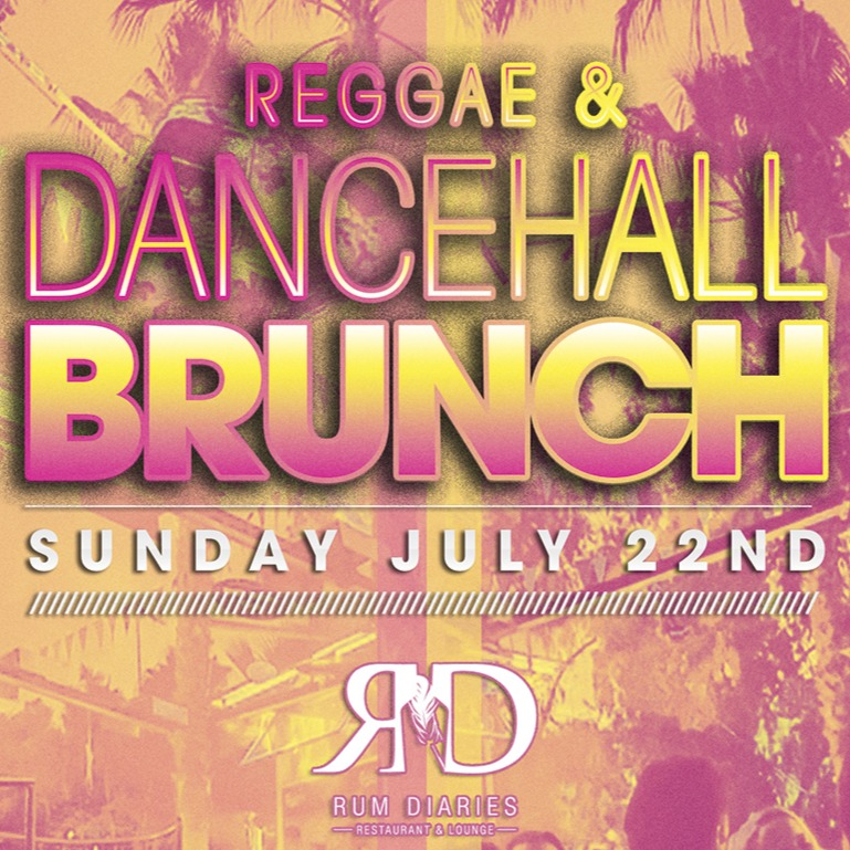 REGGAE & DANCEHALL BRUNCH