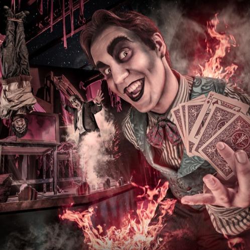 Knotts Scary Farm Halloween Haunt Show