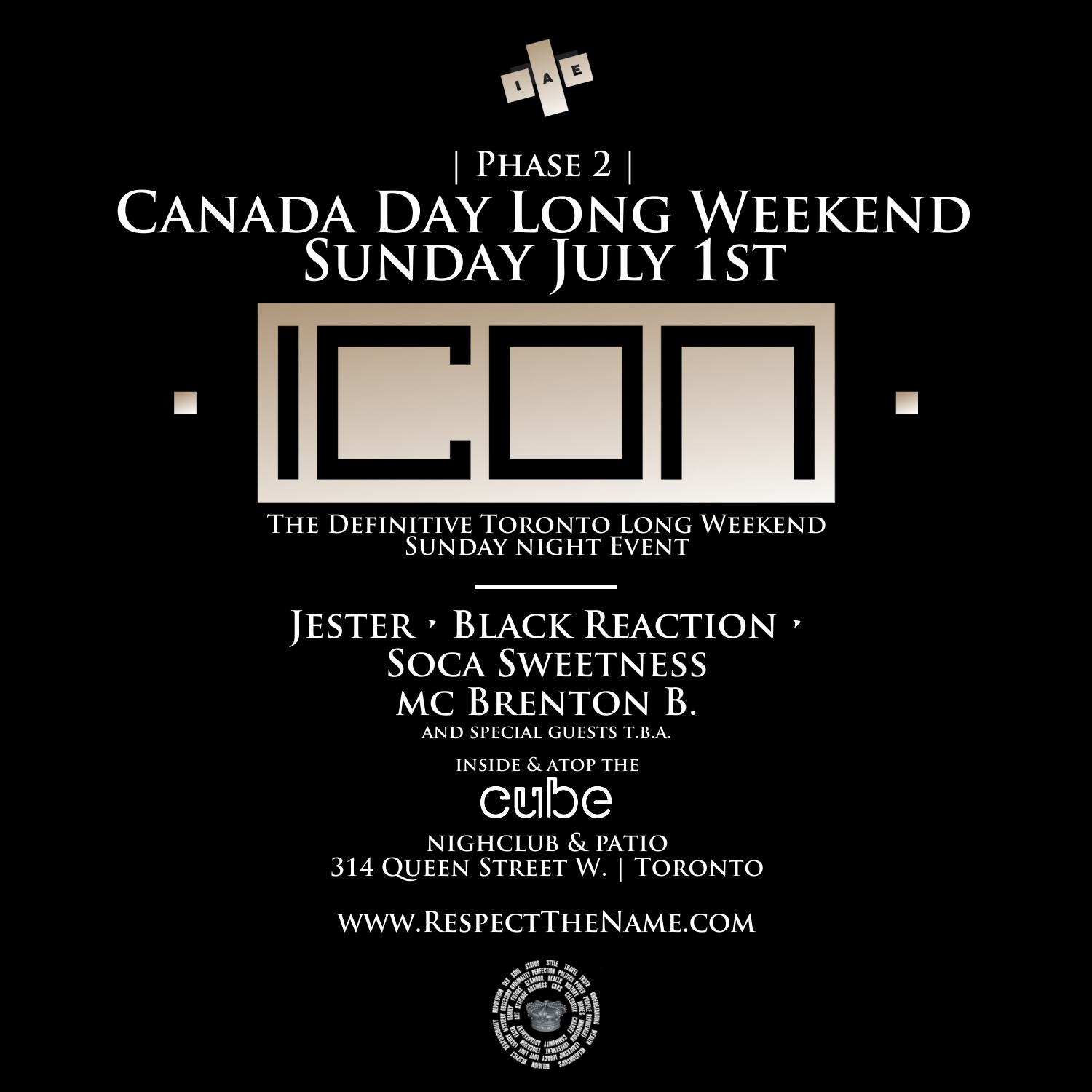 ICON | Canada Day Edition