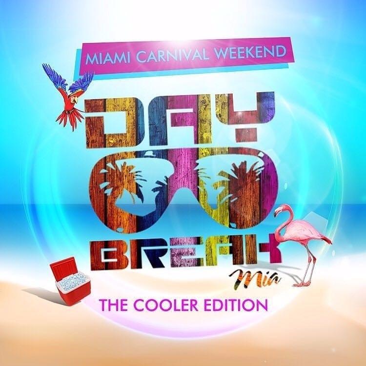 DayBreak Miami Cooler Fete Edition